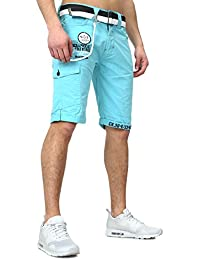 Shorts Geographical Norway Hombres corta Pantalones Sweat Sudor Jogging