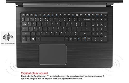 Acer Aspire A315-51 Laptop (Windows 10, 8GB RAM, 1000GB HDD) Black Price in India