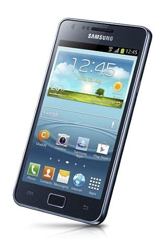 Samsung I9105P Galaxy S II Plus DualCore Smartphone blue-gray EU Version
