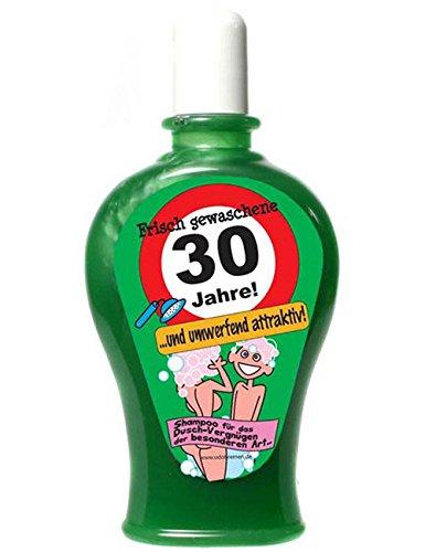 Generique - Shampoo Frisch gewaschene 30 Birthday Gift Green 350ml