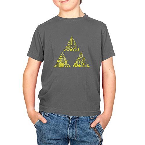 Texlab Link's Stuff - Kinder T-Shirt, Größe XL, ()