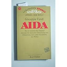 Aida. Italienisch / Deutsch.