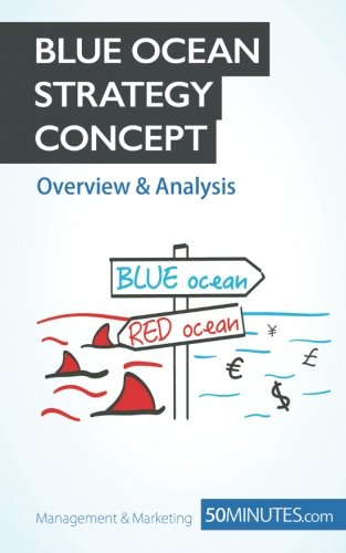 Blue Ocean Strategy Concept - Overview & Analysis: Innovate your way to success and push your business to the next level (Management & Marketing) por 50MINUTES. COM