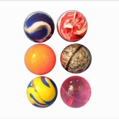 Balles Rebondissantes - Henbrandt Lot de 10 balles rebondissantes Idéal