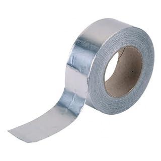 High Temperature Aluminium Tape–50m–Atlantic 523518