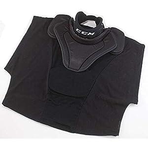 CCM U+ Pro Hose Senior (Velcro), Größe:S, Farbe:schwarz