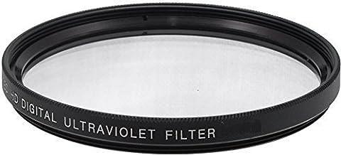 Power^UP 58MM (58 mm) UV-Filter für Canon EOS 1D, 5D, 5DS, 5DS R, 6D, 7D, 10D, 20D, 30D, 40D, 50D, 60D, 70D, 100D, 300D, 350D, 400D, 450D, 500D, 550D, 600D, 650D, 700D, 750D, 760D, 1000D, 1100D, 1200D SLR-Digitalkamera (58mm