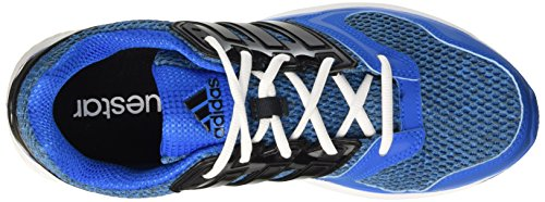 adidas Questar M, Entraînement de course homme Multicolore - Multicolore (Shoblu/Cblack/Ftwwht)