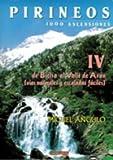 Pirineos IV - 1000 ascensiones. De Bielsa al valle de Aran (Mendia) de Miguel An (1 ene 1998) Tapa blanda