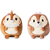 Disney Chip y Chop Ardillas Set Mini Peluches Ufufy 6.5cm
