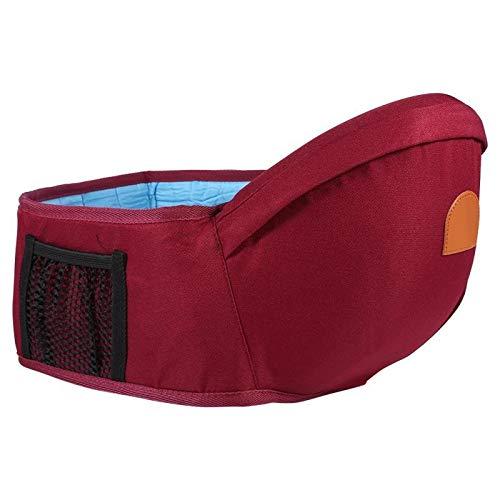 AAJTCT Komfortable Multifunktionale Baby-Träger Taille Hocker Walker Einstellbare Säuglingskleinkind-Front-Gepäckträger-Gurt Rucksack Hold-Kind-Riemen Halten heiße Hip-Sicherheitsgurt für Neugeborene -