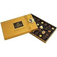Godiva, Gold Discovery bombones pralines surtidos caja regalo 28 piezas, 310g