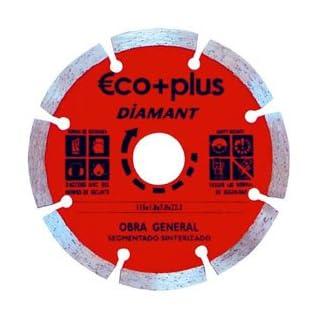 abratools 121251000Drive–Diamond Segment. E + P 125X 7Blister