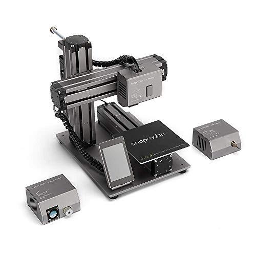 SNAPMAKER - Impresora 3D multifunción + Caja de protección