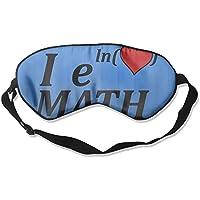 I Love Math 99% Eyeshade Blinders Sleeping Eye Patch Eye Mask Blindfold For Travel Insomnia Meditation preisvergleich bei billige-tabletten.eu