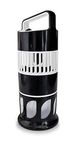 Windhager Insektenvernichter BUSTER Insektenlampe Mückenvernichter Mückenschutz , UV-Lampe, mit integrierter Vakuum-Zone, bis zu 60m², 03509 (Langwellige Uv-lampe)