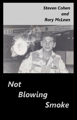 Not Blowing Smoke (English Edition) por Steven Cohen