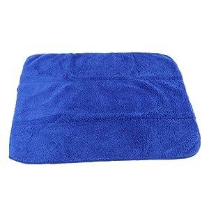 B Baosity Mikrofaser Reinigungstücher Mikrofasertuch für Eiskunstlauf Schlittschuhe für Herren Damen