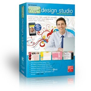 broderbund 190525sitespinner Pro–Web Design Studio Professional Edition
