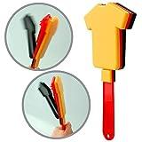 elasto 10er-Set Fanartikel Hand-Klapper