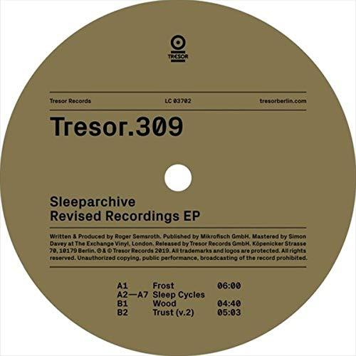Preisvergleich Produktbild Revised Recordings Ep [Vinyl Maxi-Single]