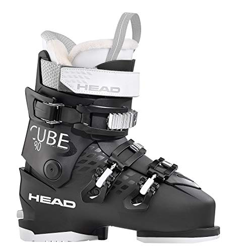 HEAD Cube 3 80 W Skischuhe (Black), MP 26.0