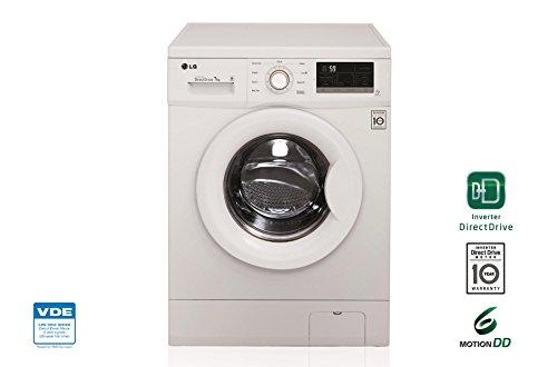 Opiniones lg lavadora fh2g7qdn0 7 kg clase a 30 - Opiniones lavadoras lg ...
