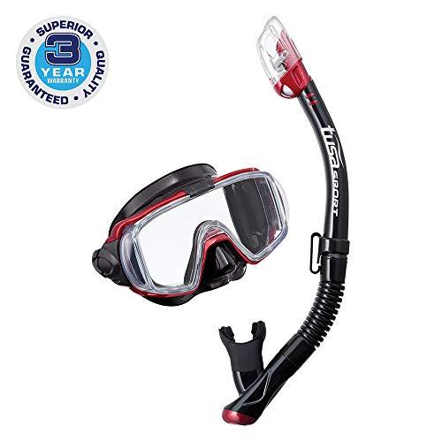 nero//rosso colore Tusa Elite II Hyperdry Boccaglio