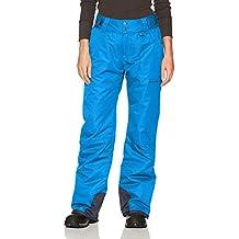Amazon.es  Pantalon Nieve Mujer - Azul 50ce49b26b98