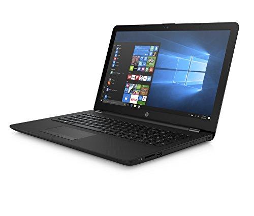 HP 15-bs020nd 39,62 cm (15,6 Zoll) laptop Notebook (Intel Core I3-6006U, 4GB RAM, Intel HD Graphics 520, Win 10 Home, QWERTY (NL tastatur)) silber