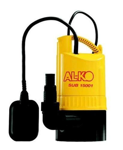 AL-KO-112378-Klarwassertauchpumpe-SUB-15001-Edelstahl-Laufwelle