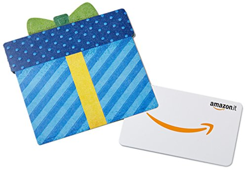 Buono regalo amazon.it - €50 (cartoncino pacco regalo)