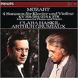 Clara Haskil: Sonaten KV 378, 304, 376, 301 (Audio CD)