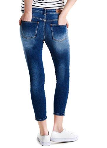 Jeans Only Carmen Crop Blue