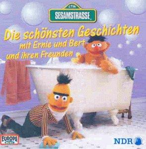 Sesamstrasse - Die schönsten Geschichten mit Ernie und Bert und ihren Freunden