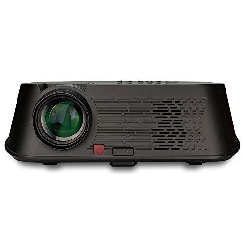 ZUEN HD Video Projector 3500 Lumen Home Theater Projector unterstützt 1080P Full HD, kompatibel mit Fire TV Stick, Roku, PS4, Smartphone, PC und Anderen Filmen, TV und Spiele