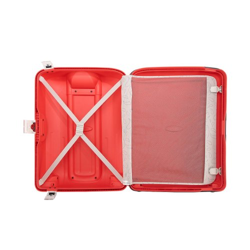 Samsonite Suitcase Termo Young Upright, 67 cm, 69 L, (Red) - 5
