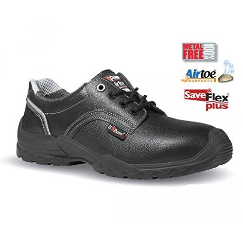 Upower - Chaussures de sécurité TIGER S3 src Noir