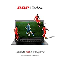 RDP ThinBook 1130-ECW (Intel Quad Core 1.92 GHz Processor/2GB RAM/500GB Storage/Windows 10/10.5 Hours Battery Backup) 11.6