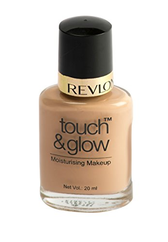 Revlon Touch and Glow Moisturising Makeup, Ivory Mist (20ml)