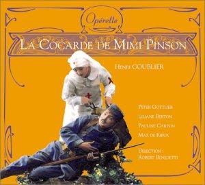 La Cocarde de Mimi-Pinson (coll. Opérette)