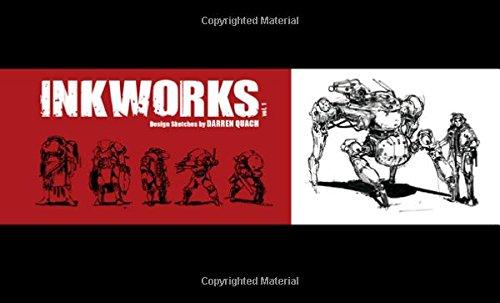 Inkworks par Darren Quach