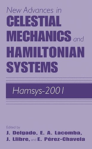 New Advances in Celestial Mechanics and Hamiltonian Systems: Hamsys-2001 (Modern Approaches in Geophysics)