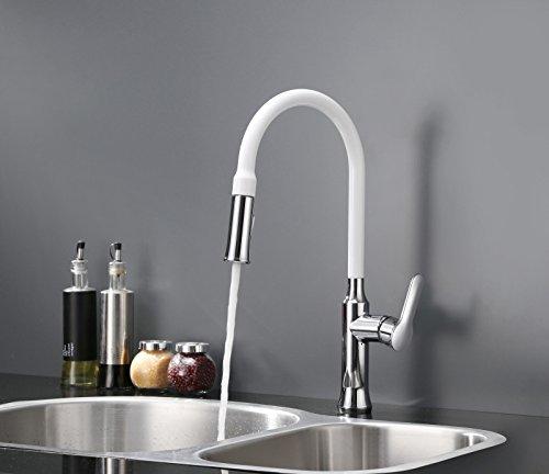 un-seul-levier-uhm-le-laiton-chrome-robinet-de-cuisine-peinture-blanc