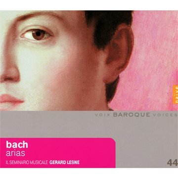Bach/Arias & Cantatas