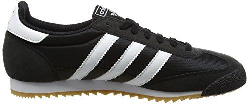 newest 47911 75d6b ... Adidas Dragon Og, Chaussures De Course À Pied Multicolores Pour Homme  (core Black