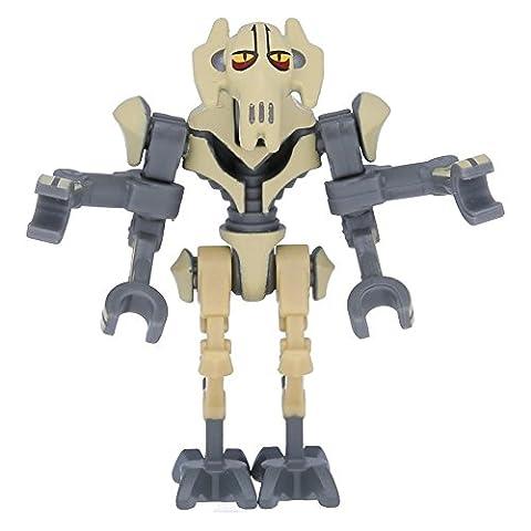2 x LEGO® General Grievous (Clone Wars)