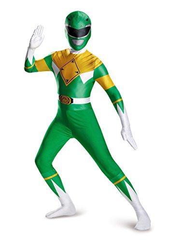 Ranger Bodysuit Costume X-Large 14-16 (Power Rangers Bodysuit)