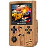 Anbernic RG351V Console Giochi, 64GB Retro Console Portatile 3,5'IPS Supporta WiFi, PSP/NDS/DC, RK3326 Open Source Linux…