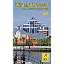 Manchester and Surrounding Area (Road maps & atlases)